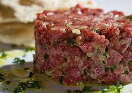 Recetas: Steak Tartar